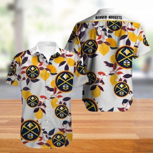 Denver Nuggets NBA Hawaiian Shirt