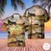 Agricultural Aircraft Hawaiian Shirt