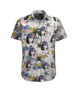 Ben Drankin Hawaiian Shirt