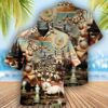 Chess Power Of The Knights In Chess Edition Hawaiian Shirt
