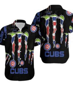 Chicago Cubs MLB Hawaiian Shirt