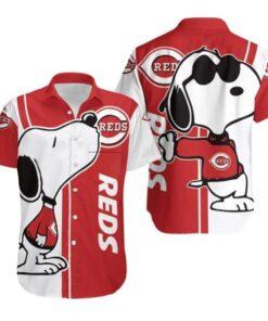 Cincinnati Reds MLB Hawaiian Shirt