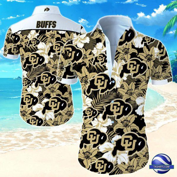 Colorado Buffaloes NCAA Hawaiian Shirt