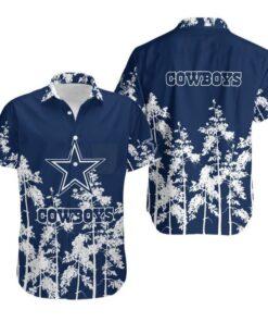 Dallas Cowboys Secret Forest Hawaii Shirt