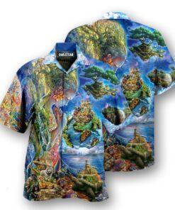 Earth Natural Environment Edition - Hawaiian Shirt