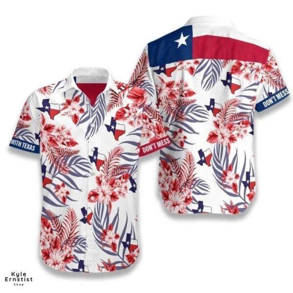 Lone Star Nation 2020 Book Texas Flag Hawaii Shirt
