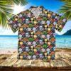 Marvel Tropical Characters Superhero Movie Hawaii Shirt