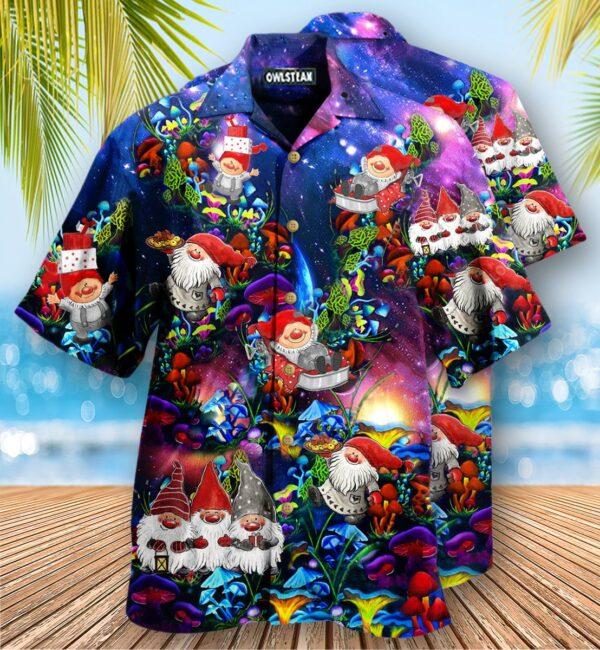 Mushroom World Edition - Hawaiian Shirt