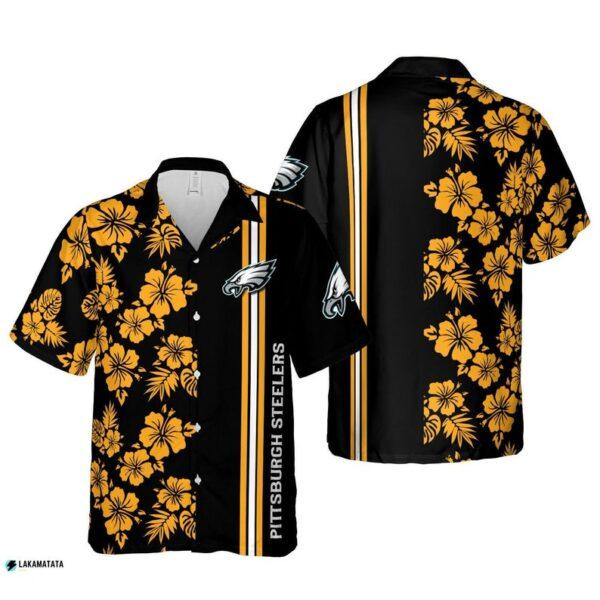Pittsburgh Steelers Nfl Football Sports Hawaii Shirt