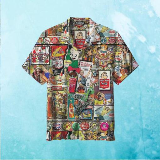 Amazing Soda Pop Hawaiian Shirt