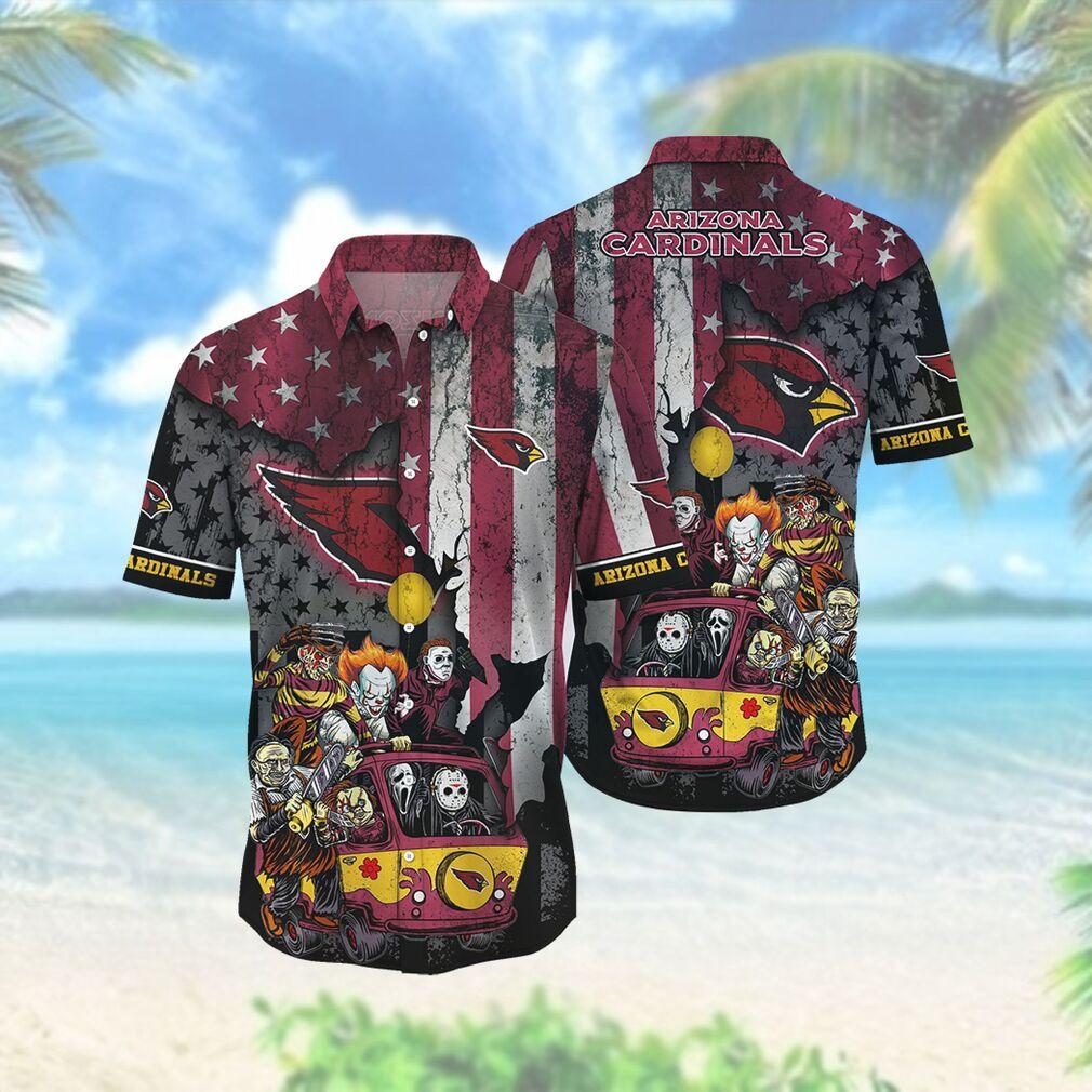 Arizona Cardinals NFL Hawaiian Shirts