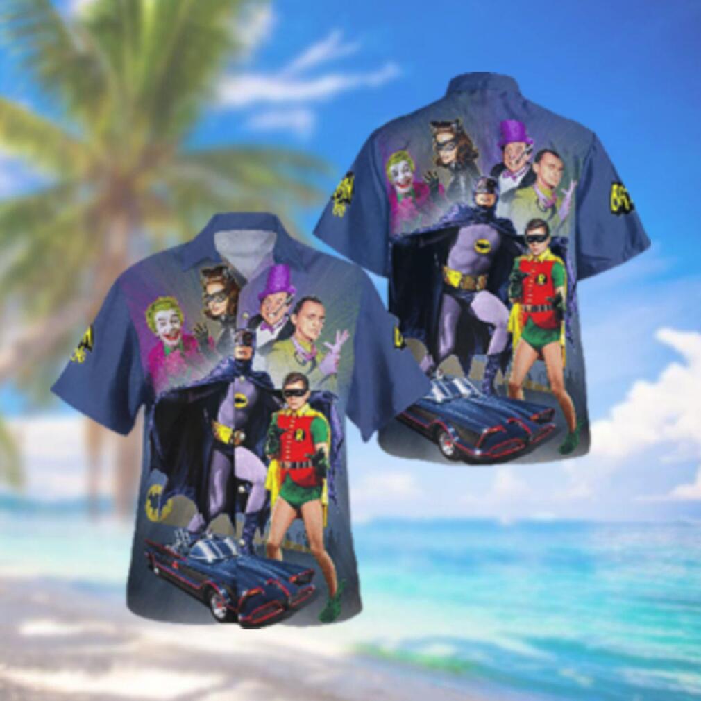 Batman 66 V1 Hawaiian Hawaiian Shirt