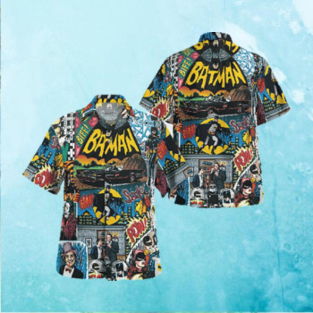 Batman 66 V2 Hawaiian Hawaiian Shirt
