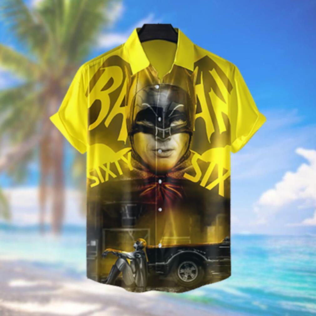 Batman 66 sixty six Hawaiian Hawaiian Shirt