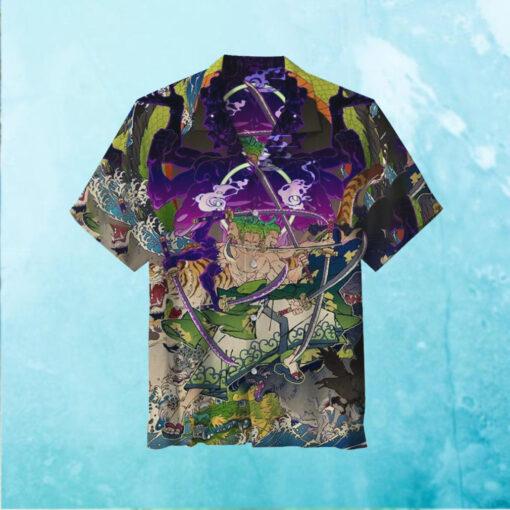 Dark Lord Sauron Hawaiian Shirt