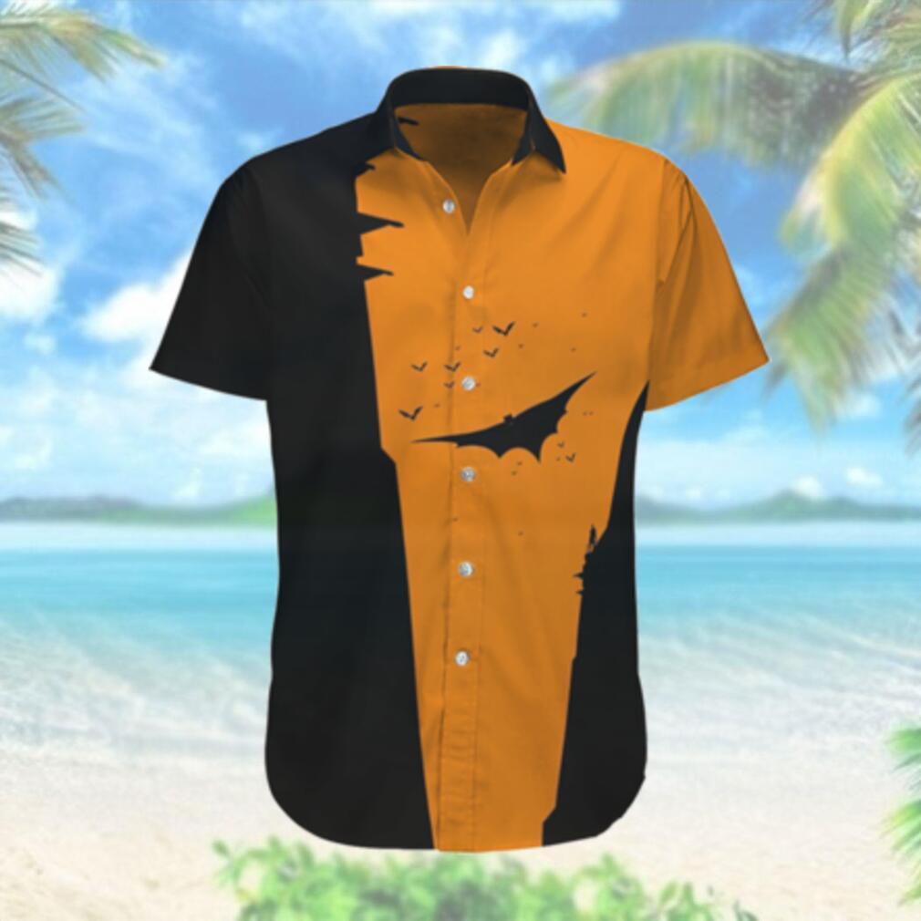 Deathstroke Hawaiian Shirt