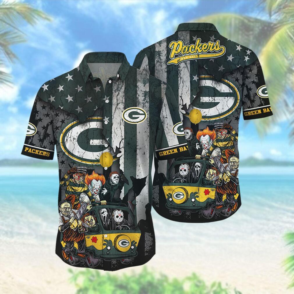 Green Bay Packers NFL Hawaiian Shirts Style Hot Trending