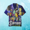 Hero Simpson Hawaiian Shirt