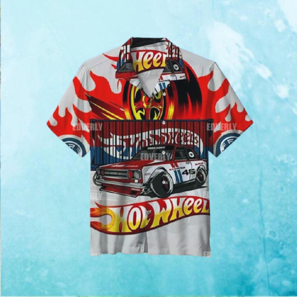Hot wheels racing 46 Hawaiian Shirt T Hawaiian Shirt