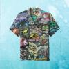 Jurassic Park World Hawaiian Shirt