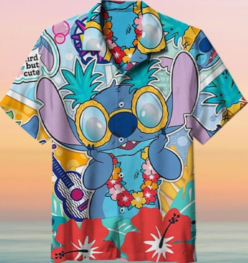 Lilo and Stitch Hawaiian Shirt