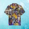 Los Angeles Lakers vintage Hawaiian Shirt