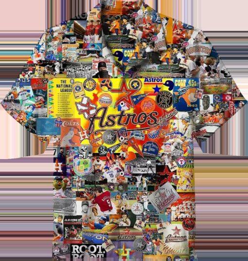MLB Houston Astros Hawaiian Shirt