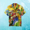 Mario Universal Hawaiian Shirt