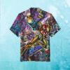 Metroid Dread Hawaiian Shirt