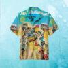 Michel Vaillant Paris Dakar Hawaiian Shirt
