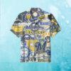 Milwaukee Brewers Hawaiian Shirt