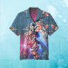 Mobile Suit Gundam Hawaiian Shirt