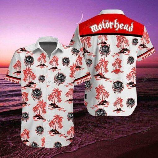 Motorhead Hawaii Hawaiian Shirt Fashion Tourism For Men, Women Shirt