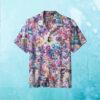 Nintendo Game Characters Collection Hawaiian Shirt