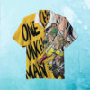 One Punch Man Hawaiian Shirt