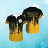 Pittsburgh Steelers Limited Edition Button Down Hawaiian Shirt