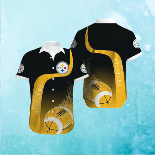 Pittsburgh Steelers Limited Edition Button Down Shirt
