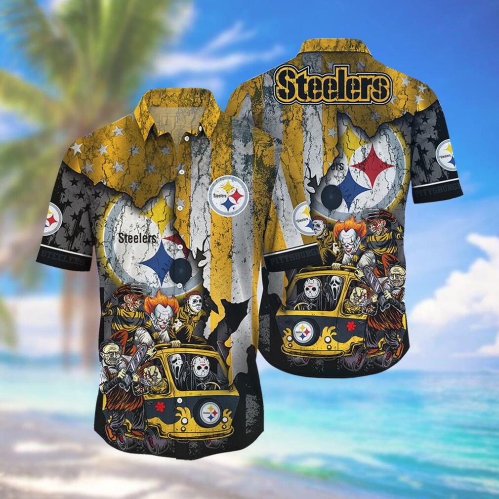 Pittsburgh Steelers NFL Hawaiian Shirts