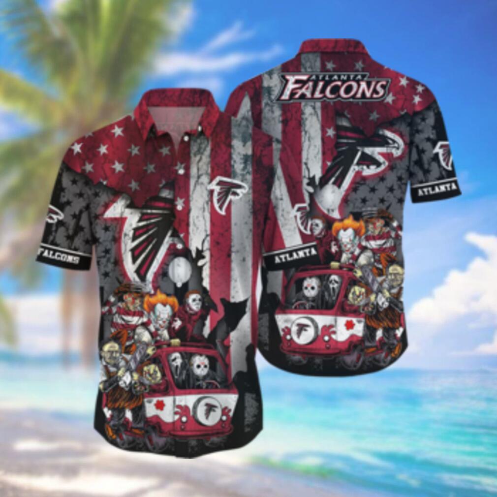 Atlanta Falcons NFL Hawaiian Shirts
