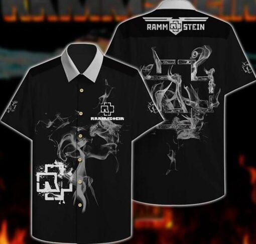 Rammstein Hawaii Hawaiian Shirt Fashion Tourism For Men, Women Shirt