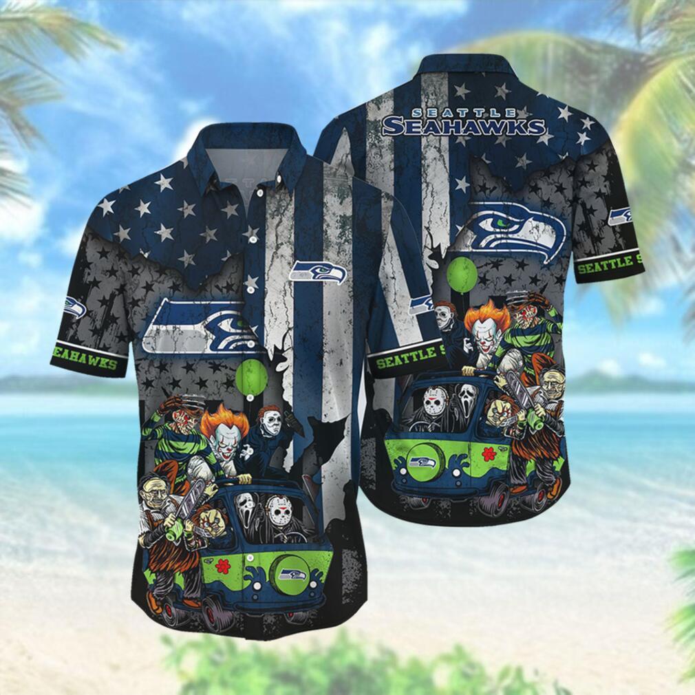 Seattle Seahawks NFL Hawaiian Shirts
