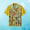 Snoopy Peanuts Cartoon Hawaiian Shirt