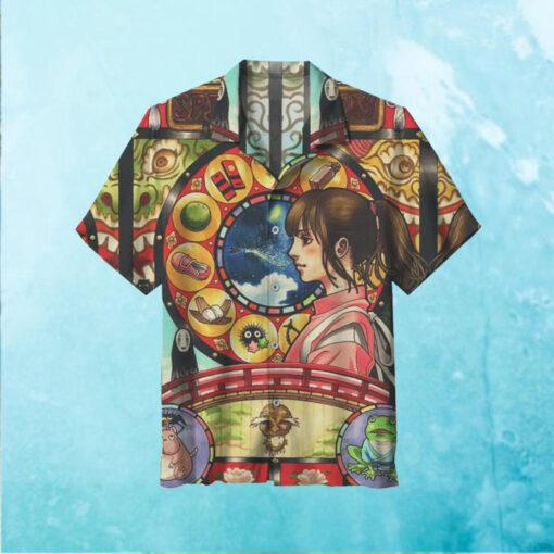 Spirited Away Hawaiian Shirt