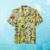 SpongeBob Emotions Hawaiian Shirt