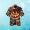 Spooky Pumpkin Village Hawaiian Shirt
