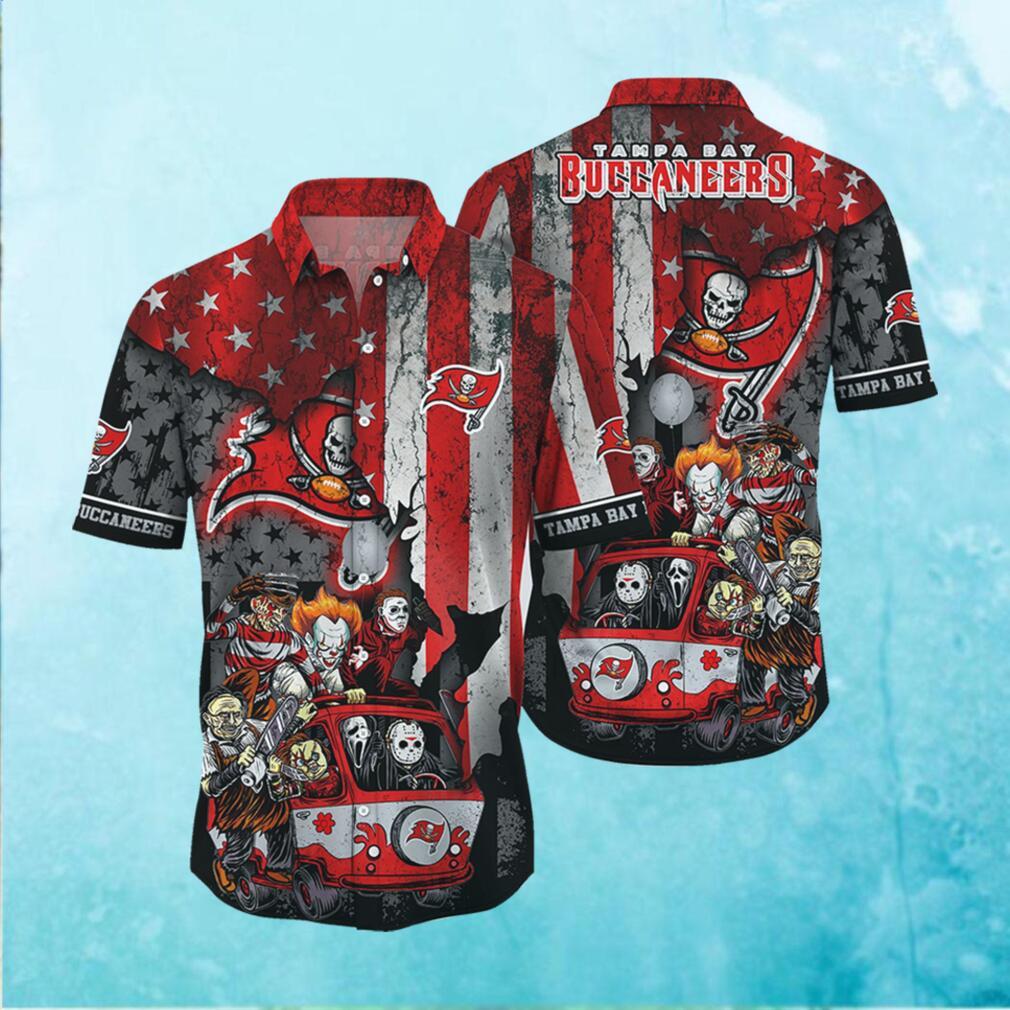 Tampa Bay Buccaneers NFL Hawaiian Shirts