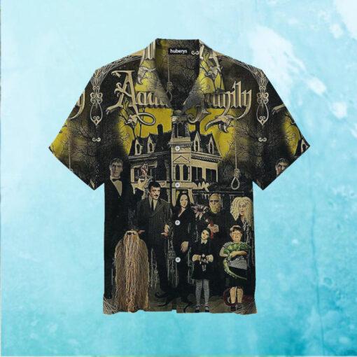 The Addams Family Hawaiian Shirt