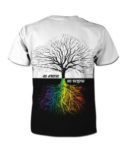 Kiss Whoever The Fuck You Want Rainbow Cat 3D T Shirt For LGBT Gay Les Trans Bi Community In Pride Months
